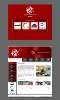 Usway Education Webpage Layout by abhashthapa