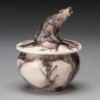Howl Pot by AldrichValleyPottery