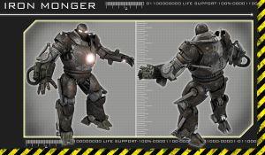 Iron Monger Final v2 by CubicalMember