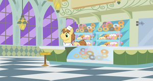Doughnut Joe's  Shop by Vector-Brony