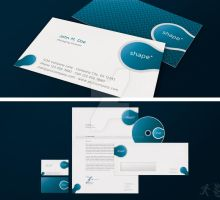 Shape Corporate Identity XXL by design-on-arrival