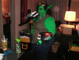 Goblin Costume Me 1 by SpaceRanger108