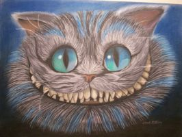 Cheshire Cat by Firespirit7