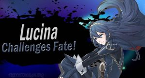 Lucina for SSB4 by Elemental-Aura