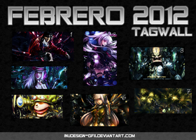 Febrero 2012 - Tag Wall by Inudesign-GFX