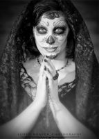 Sugar Skull by Anesthetic-X