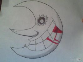 Soul Eater - Moon by CayleHolt