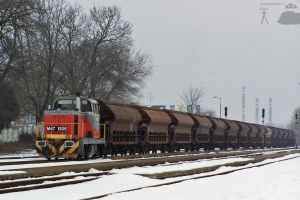 M47 1305 with freight in Gyorszabadhegy by morpheus880223