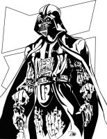 Darth Vader By Stipher3001 by NewEraStudios