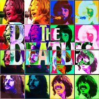 The Beatles by thedilligan