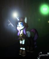 .:Rarity KSK:. by gamermac