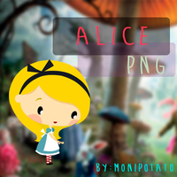 Alice By Moni Potato by MoniPotato