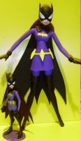 Batgirl EXP custom by TeenTitans4Evr