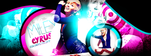 Miley Cyrus|Cover by SellyMariaG