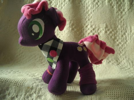 80's Cherilee plush by MillerMadeMares