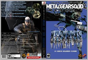 MGS4 Guns of the Patriots by DEVILUSHNINJA