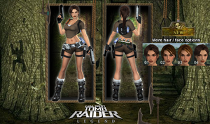 [Mod] Tomb Raider Legend UPDATE by isagiiirlyB