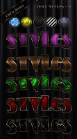 Text Styles  - 57 by DiZa-74