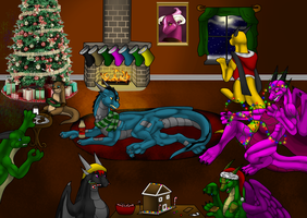 Merry Christmas 2.0 by Wyldfire7