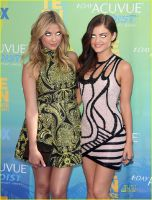 Ashley benson and lucy hale hypnotized by xavier0904
