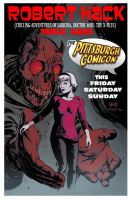 Pittsburgh Comicon THIS WEEKEND! by RobertHack