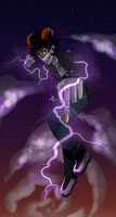 Taste The Lightning by Ivoir3