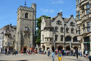 Carfax, Oxford by Irondoors
