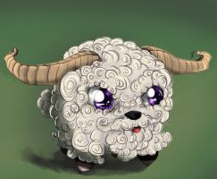 Sheep thing by pasco295