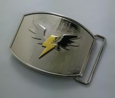 Wonder Belt (buckle) by Breakfast-Tee
