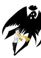 Ryoji by CrescentMarionette