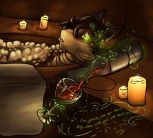 Candle Light by Aminentus