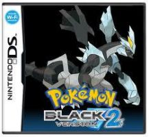 Pokemon Black 2 Fake Box Art by cherubi19