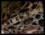 Implant (smooth menger) by Sabine62