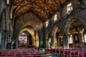 St Asaph Cathedral by Mitch1969
