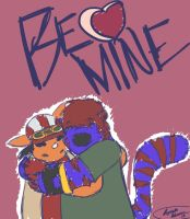 Be Mine by JeralTysunni