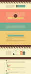 Blogspot template I'm so patterned by stupid-owl
