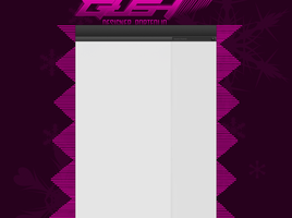 GUSH 2d youtube background pink by Al2r