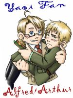 Hetalia Yaoi Fan Badge 1 by ScuttlebuttInk