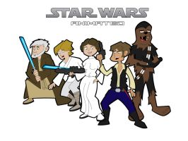 Star Wars ANH wallpaper by JK-Antwon