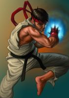 Ryu Paints by Deputee