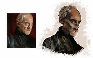 GAME OF THRONES' TYWIN LANNISTER by TOBY71