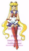 Otakon: Sailor Moon by Jateshi