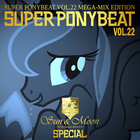 Super Ponybeat Vol. 022 Mock Cover by TheAuthorGl1m0