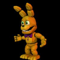 FNAFWORLD SpringBonnie [GIF] by TheSitciXD