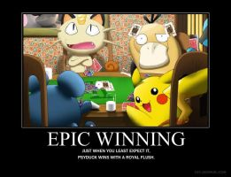Epic Win by Calico00