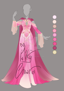:: Adoptable Orchid Outfit: AUCTION CLOSED :: by VioletKy