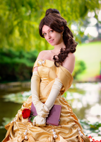 Belle - by Sandman-AC