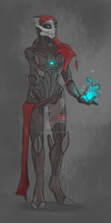 Captain Renkhet, Scourge of the Abyss by Nimtai