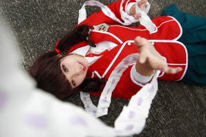 Guilty Crown - Hare by Xeno-Photography