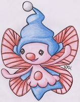 Old Pokemon, New Type 19: Mime Jr.